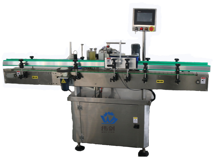 紙箱自動貼標機供貨費用 值得信賴 上海緯劍機械供應