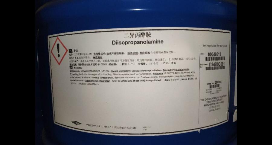 舟山巴斯夫1-2丙二胺是做什么用的 上海蔚云化工供应