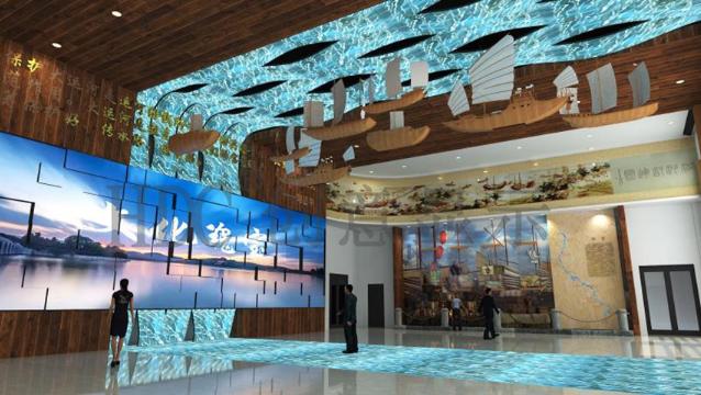上海透明led展示屏供货商,HDC创意显示