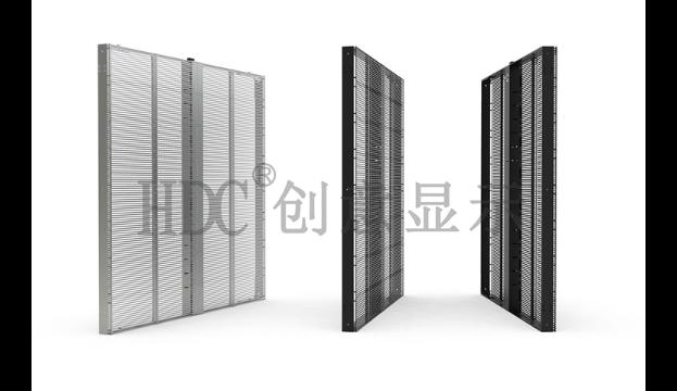 北京HDC橱窗显示屏厂,HDC橱窗天幕