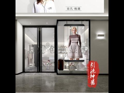 上海HDCled超薄橱窗屏,HDC橱窗天幕
