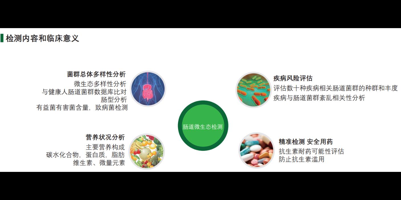 河南消化道疾病菌群檢測私人定制 歡迎咨詢「上海沃本生物科技供應」