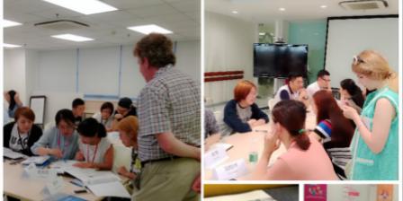 广东推荐中小企业员工英语培训定制服务哪里有 有口皆碑  上海信服文化传播供应