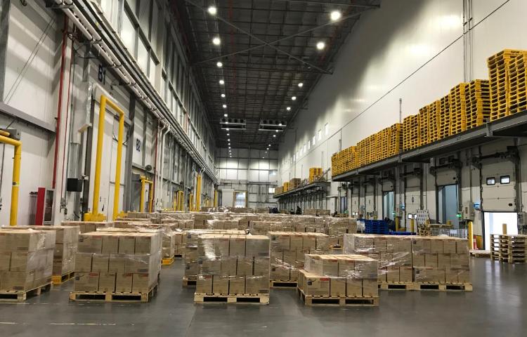 合肥冷藏冷库公司 来电咨询「上海翔育冷链物流供应」