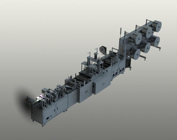湖北自动出售口罩机 值得信赖 上海玺金机械设备供应