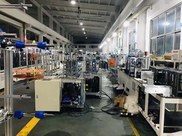深圳口罩生产厂家 诚信服务 上海玺金机械设备供应
