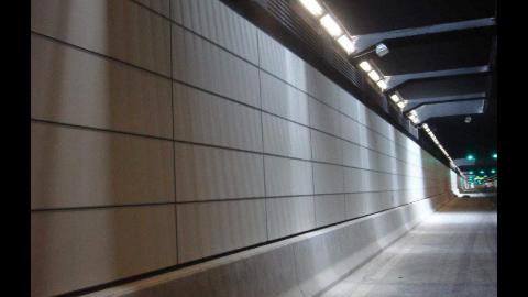 隧道防火板检测,防火板