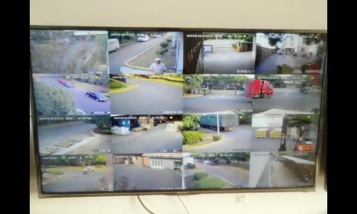 宝山高清视频监控安装 来电咨询 上海熊贝信息技术供应