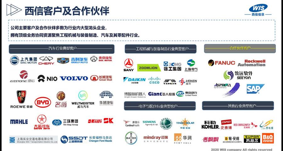 天津生產制造執行管理系統 客戶至上 上海西信信息科技供應