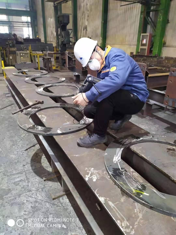 上海市宝山区钢结构第三方质量检测机构