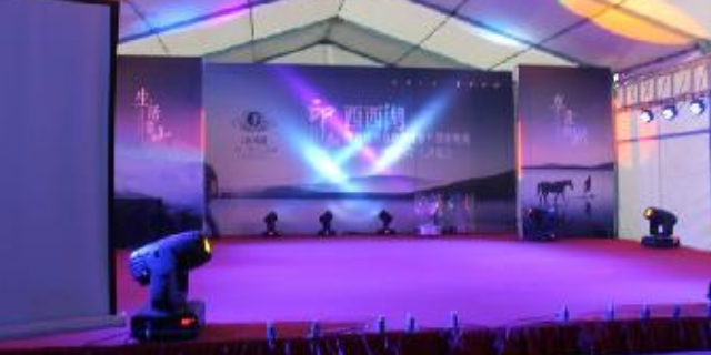 陕西舞台搭建费用「上海彦伍文化传播供应」