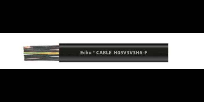 江苏易初阻燃耐油耐寒电缆制造过程