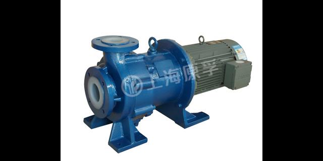 陜西氟塑料化工泵定制 上海原孚泵業供應