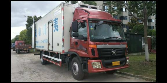 连云港饼干冷链物流公司推荐 欢迎来电 上海夷川物流供应