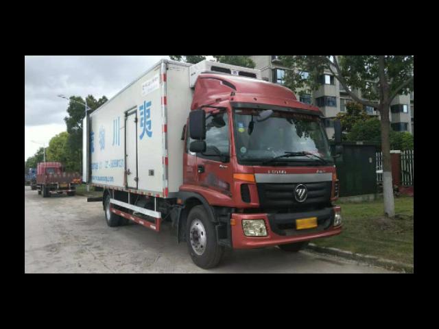 金华水饺冷藏物流公司哪家好 诚信服务 上海夷川物流供应