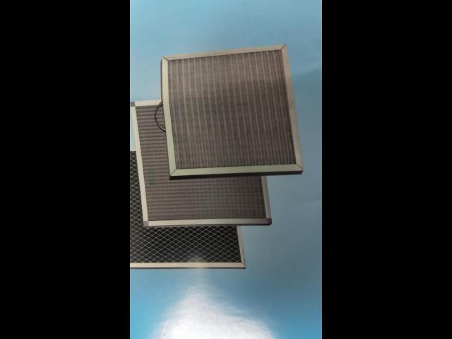 上海耐高温空气过滤器厂家直供 上海亿惠金属制品供应