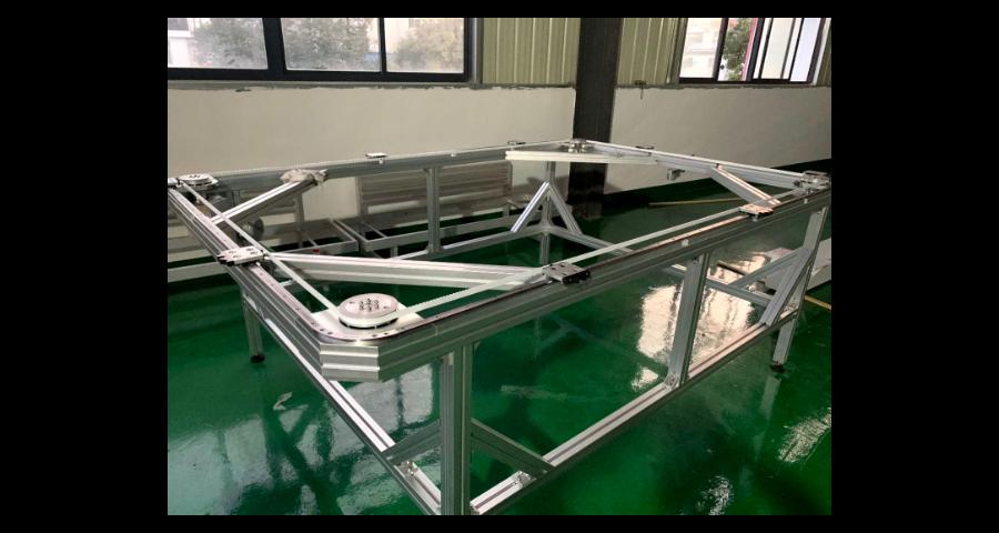 江苏环形导轨有哪些品牌 上海隐润智能装备供应