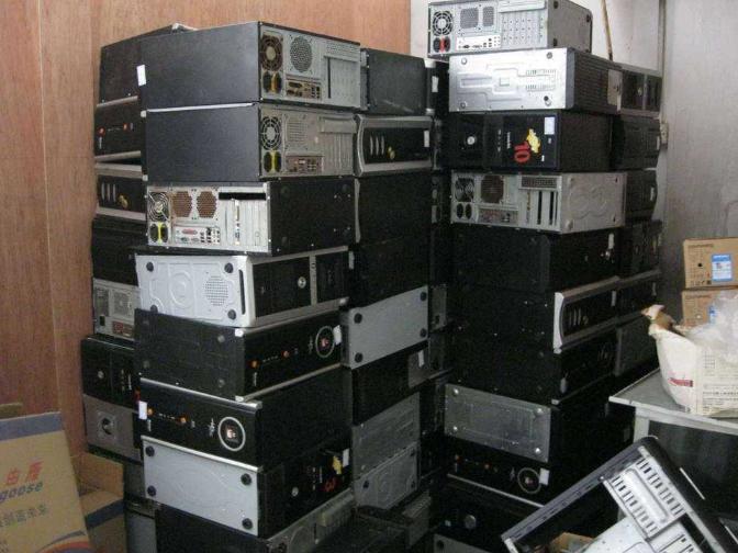 闵行区网吧电脑回收企业 创新服务 上海祎煊供应
