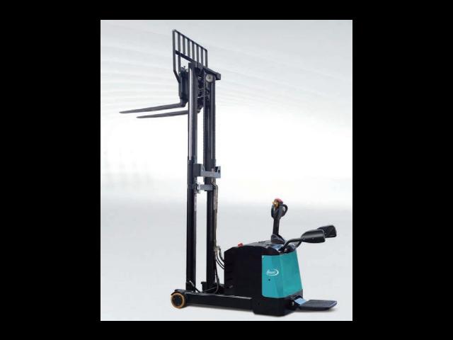 标准型电动堆高车厂家供货 诚信服务「上海毅利机械设备供应」