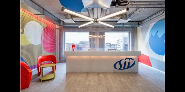普陀區辦公室設計現狀 服務為先「沃科供」