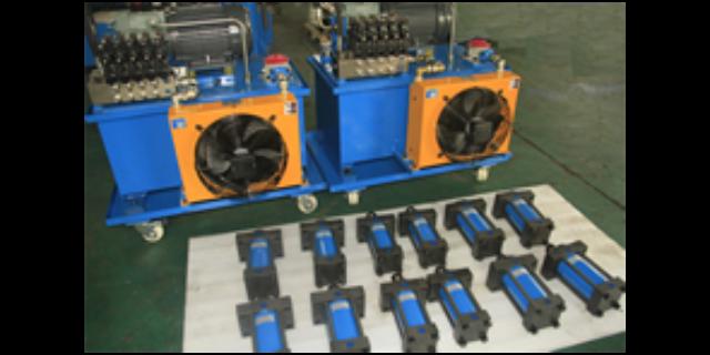 广州单作用液压缸 贴心服务 上海油威液压成套设备供应