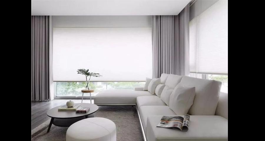上海成品窗帘「上海宥易室装饰材料供应」