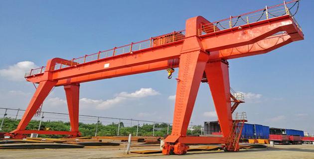 24米宽5吨龙门行吊 欢迎咨询「上海妍朋机械设备供应」