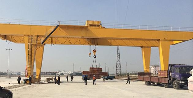 江西供应龙门吊哪里有卖 上海妍朋机械设备供应