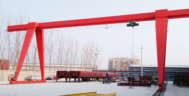新疆龙门吊价位 上海妍朋机械设备供应