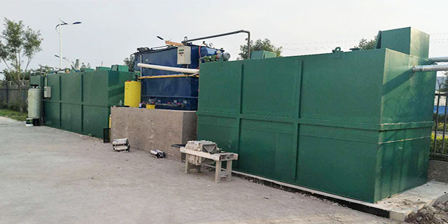 贵州生活污水处理设备报价 上海妍朋机械设备供应