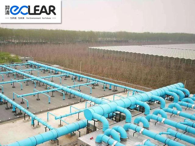 福州注塑生物滤池系统