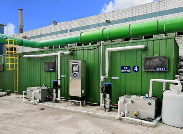 厦门光氧生物滤池