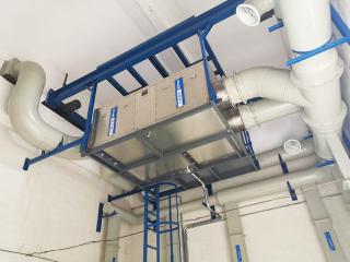 光催化垃圾压缩站除臭设备系统