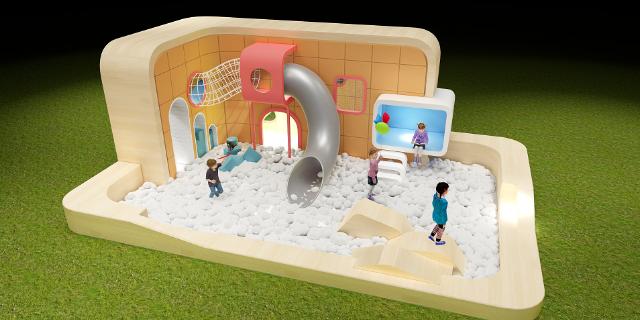 安徽儿童室外乐园价钱 推荐咨询「羽睿供」