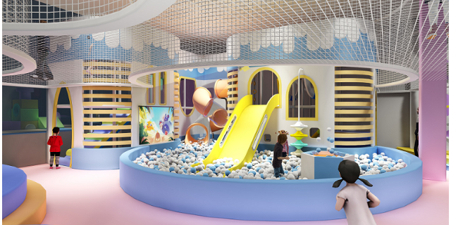 大型室外儿童乐园价钱 欢迎来电「羽睿供」