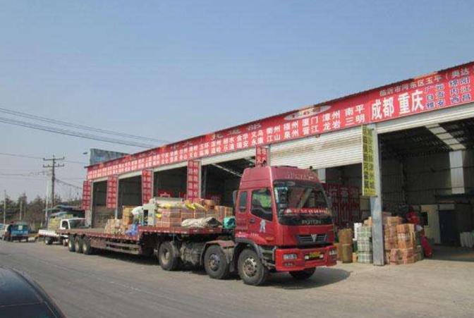 上海至贵阳物流运输过程 上海益双物流供应