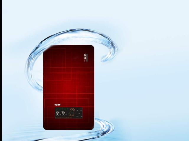 **即热式电热水器创意 铸造辉煌「上海约普电器供应」