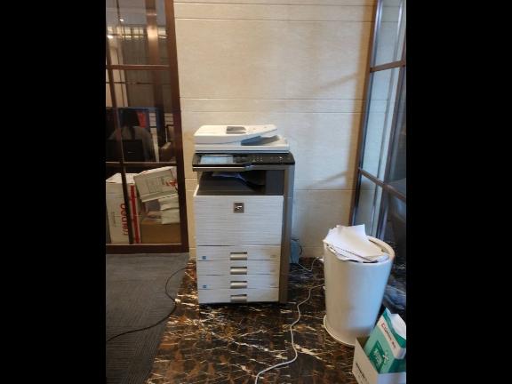 奉贤办公租赁复印机,黑白复印机出租