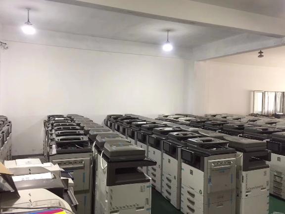黄浦打印机租赁