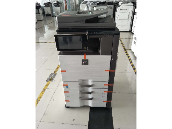 宝山出租打印机