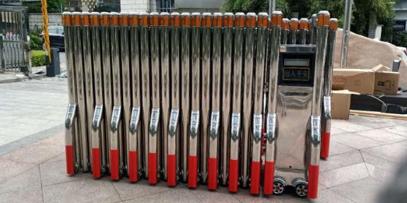 上海电动伸缩门招标文件 诚信服务「上海运青门业供应」