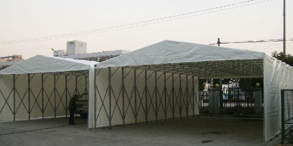 芜湖移动推拉棚厂家「上海煜莹膜结构供应」
