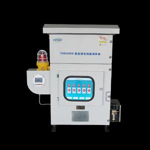 SCR处理氨逃逸分析系统-原位式式氨逃逸检测仪-逃逸氨在线监测系统