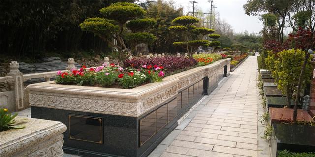 上海市崇明区公墓瀛新园价格低 服务至上 上海瀛新园陵园供应