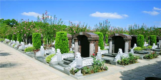 上海近郊环境好的墓地一览表 上海瀛新园陵园供应