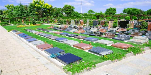 上海瀛新园中式墓墓地哪里价格低 上海瀛新园陵园供应