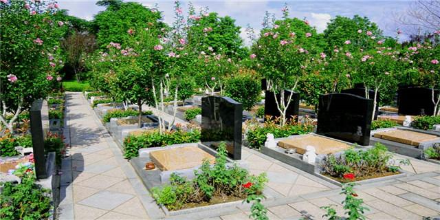 上海近郊環境好的墓地 值得信賴 上海瀛新園陵園供應