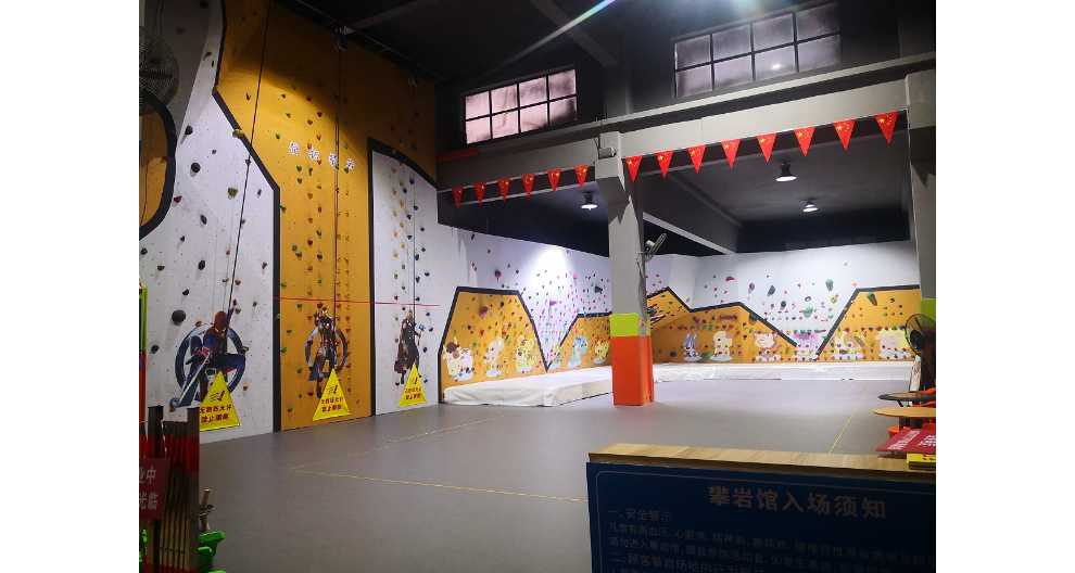闵行青少年攀岩培训哪家便宜