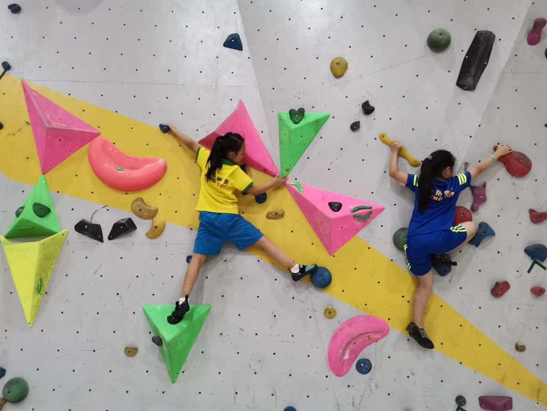 闵行假期攀岩培训机构排名