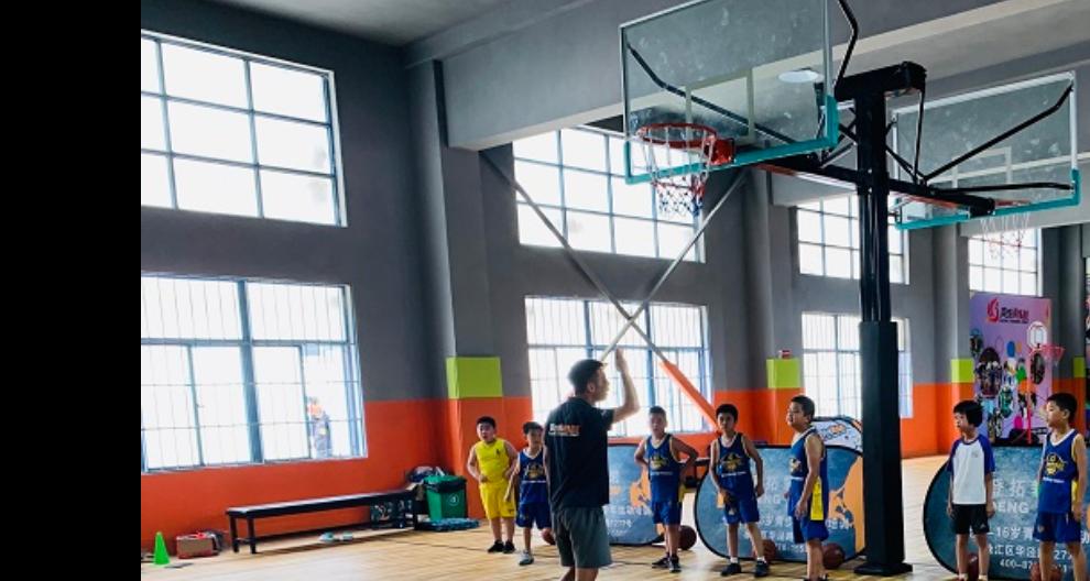 浦东暑假儿童篮球培训营